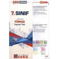 İşleyen Zeka 7. Sınıf Türkçe Yaprak Test