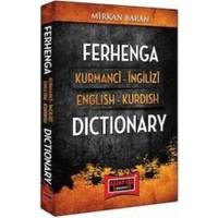 Yargı Ferhenga Kurmanci İngilizi English Kurdish Dictionary