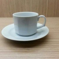Kütahya Porselen Hk Otel Serisi Çay Fincan Takımı