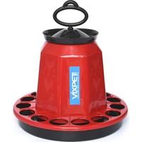 Vixpet Tavuk Yemliği Pro 6 Kg Kırmızı
