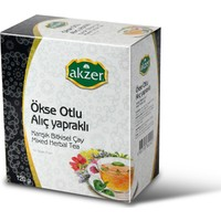 Akzer Ökse Otlu Alıç Yapraklı Çay (60 Poşet)