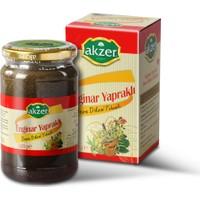 Akzer Enginar Yapraklı Deve Dikeni Tohumlu Macun 420 Gr