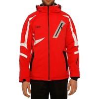 Zombie Erkek Kayak Giyim Takımı Mont-Pantolon (Kırmızı-Siyah)