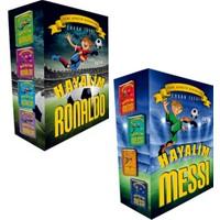 Ronaldo Ve Messi 8 Kitap Set