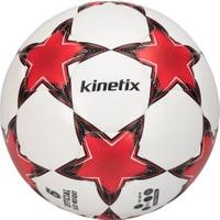 Kinetix Balloon Siyah Kırmızı Koyu Kırmızı Futbol Topu