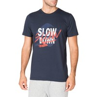 Kinetix Paco T-Shirt Lacivert Erkek T-Shirt