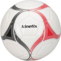 Kinetix Roon Beyaz Siyah Kırmızı Futbol Topu