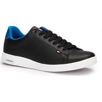U.S. Polo Assn. Franco Siyah Erkek Sneaker Ayakkabı