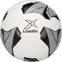 Kinetix Round Beyaz Gri Koyu Gri Futbol Topu