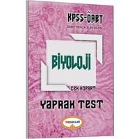 Yediiklim Yayınları 2017 Öabt Biyoloji Çek Kopart Yaprak Test