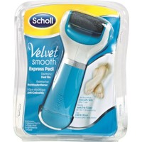 Scholl Velvet Smooth Express Pedi Mavi Elektronik Ayak Törpüsü