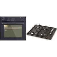 Kumtel Siyah 2'Li Ankastre Set (Kf-A6Sf2 Dijital Fırın+Ko-410Bf)