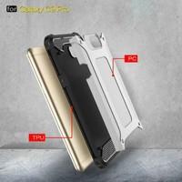 Microsonic Samsung Galaxy C9 Pro Kılıf Rugged Ar