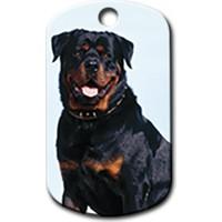 Dalis Pet Tag - Rottweiler Resimli Köpek Künyesi
