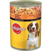 Pedigree Tavuklu Ve Havuçlu Yetişkin Konserve Köpek Maması 400 Gr