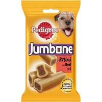 Pedigree Jumbone Mini (Beef) Köpek Ödülü 180 Gr.