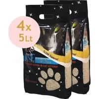 Proline Portakal Kokulu Topaklaşan Kedi Kumu 4 x 5 L