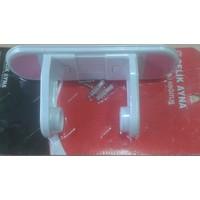 Çelik Ayna Ayarlı Kağıt Havluluk Kısa