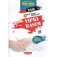 Merkez Yayınları Ygs 2010-2016 Tıpkı Basım Tamamı Orjinal Sınav Soruları
