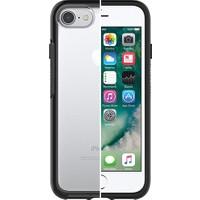 OtterBox Symmetry Clear Apple iPhone 7 Kılıf Black Crystal