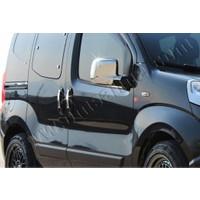 Omsa Fiat Fiorino Ayna Kapağı 2 Parça Abs Krom