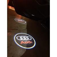 Boostzone Audi R8 Kapı Altı Işıklı Logo