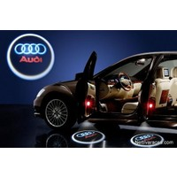 Boostzone Audi Kapı Altı Işıklı Logo