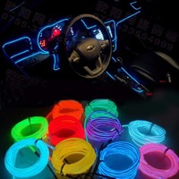 Boostzone Araç İçi Neon Aydınlatma Mavi 3 Metre