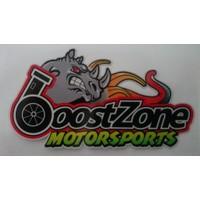 Boostzone Boostzone Araç Sticker