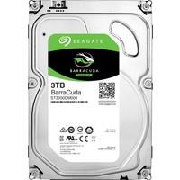"Seagate Barracuda 3tb 3.5"" 7200 rpm 64 mb Cache Sata 3 St3000dm008 Sabit Disk"