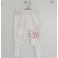 Baby Center S04809 Parfümlü Ayı Bebek Çoraptolon