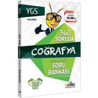 Biders Yayıncılık Ygs 360 Soruda Coğrafya Çözümlü Soru Bankası