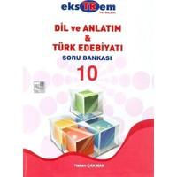 Ekstrem 10. Sınıf Dil Ve Anlatım & Türk Edebiyatı Soru Bankası