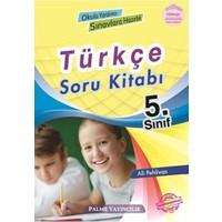 5.Sınıf Türkçe Soru Kitabı Palme Yayınları
