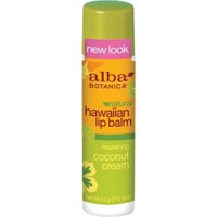 Alba Botanica Coconut Cream Hawaiian Lip Balm 4.2 gr