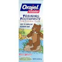 Orajel Toddler Training Çocuk Diş Macunu 42.5 gr