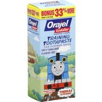 Orajel Toddler Training Çocuk Diş Macunu 59.7 gr