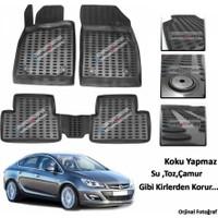 Opel Astra J Sedan 3D Oto Paspas Seti
