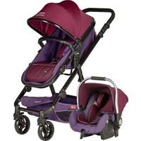 Baby2go Venüs Travel Sistem Bebek Arabası Mor