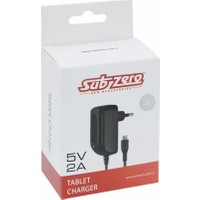Subzero Micro Usb Tablet Şarj Cihazı 5V 2A