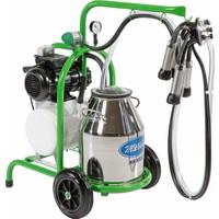Sezer Milkkar Ssm 1 Çelik Güğümlü Süt Sağım Makinesi