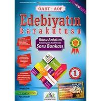 İnformal Yayınları Öabt-Aöf Edebiyatın Kara Kutusu Soru Bankası (2 Cilt Takım)