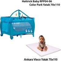 Hattrick Baby RPP04-06 Color Park Yatak 70 x 110