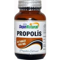 Sepe Natural Propolis Ekstraktı 60 Tablet x 1050mg
