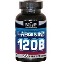 Nop Naturel NOP Nutrition L-Arginine Vitamin B6 120 Kapsül x 625mg | Arjinin 120B