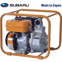 Subaru Ptx220 Benzinli Su Motoru 2 Parmak, Üstün Japon Teknolojisi