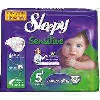 Sleepy Jumbo Pk No:5+ (13-20Kg) 30 Adet Junior Plus Yeni