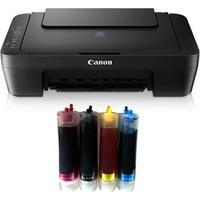 Canon Photoink Mürekkepli E414 Yazıcı Ve Bitmeyen Kartuş Sistemi