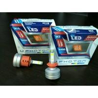 Photon Supreme H7 Hıgh Power 5400 Lumens Head Lıght Led Sp2807 Hp