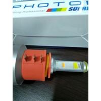 Photon Supreme H15 Hıghpower 5400 Lumens Head Lıght Led+Drlturuncu Sp2815 Hp